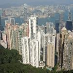 -Hong kong from the peak