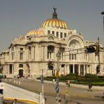 -Mexico City - Palacio de Bellas Artes