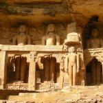 -Gwalior sculture gianiste