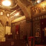 Le piramidi di Cheope ed il Cairo Copto