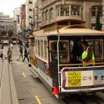 San Francisco - Cable Car Bus