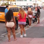 Modelle_americane_Miami_beach