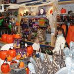 An Halloween's shop