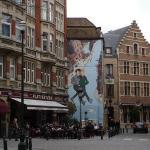 Belgio - I fumetti di Bruxelles