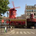 Parigi Blanche - Moulin Rouge