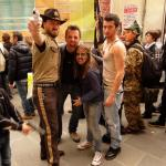 Lucca Comix - The Walking Dead