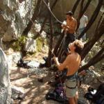 Le scalate con gli Amici