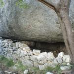 Nella selvaggia falesia di Dvigrad