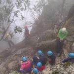 Buffalo Mountain - Lezioni di Abseiling