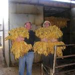 Joe and Peter Tobacco's Farm - Joe and Max