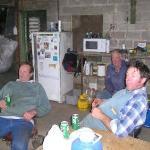 Joe and Peter Tobacco's Farm