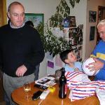 Charles, Josh & Guido