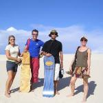 Geraldton SandBoarding