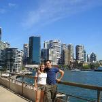 Sydney again