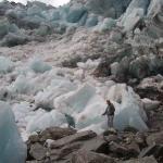 7° GIORNO Okarito (Glacial) - Wanaka