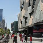 elbourne - Federation Square